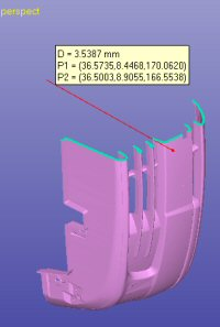 Clipped and Wall Thickness